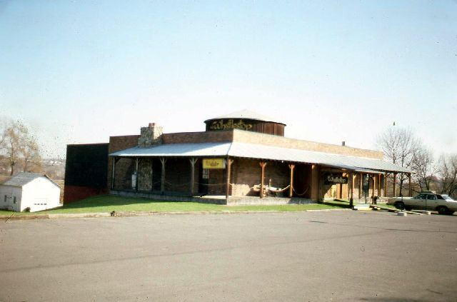 color photo of Whistlestop restaurant